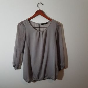 Beautiful Sheer Blouse from The Limited
